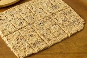 Хлебцы из пророщенной пшеницы - фото шаг 9