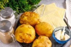 """Картофель """"Гассель"""" - фото шаг 1"""