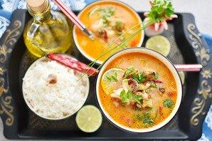 Суп из коктейля морепродуктов - фото шаг 10