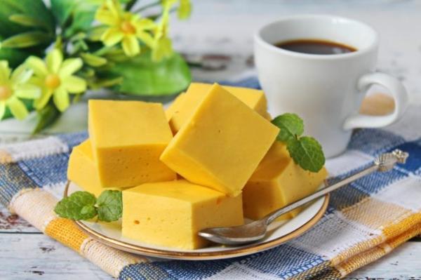 Суфле из манго
