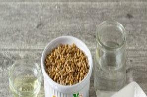 Хлебцы из пророщенной пшеницы - фото шаг 1