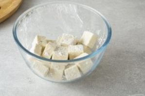 Закуска из тофу с авокадо - фото шаг 3