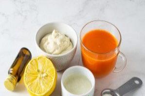 Морковное мороженое - фото шаг 1